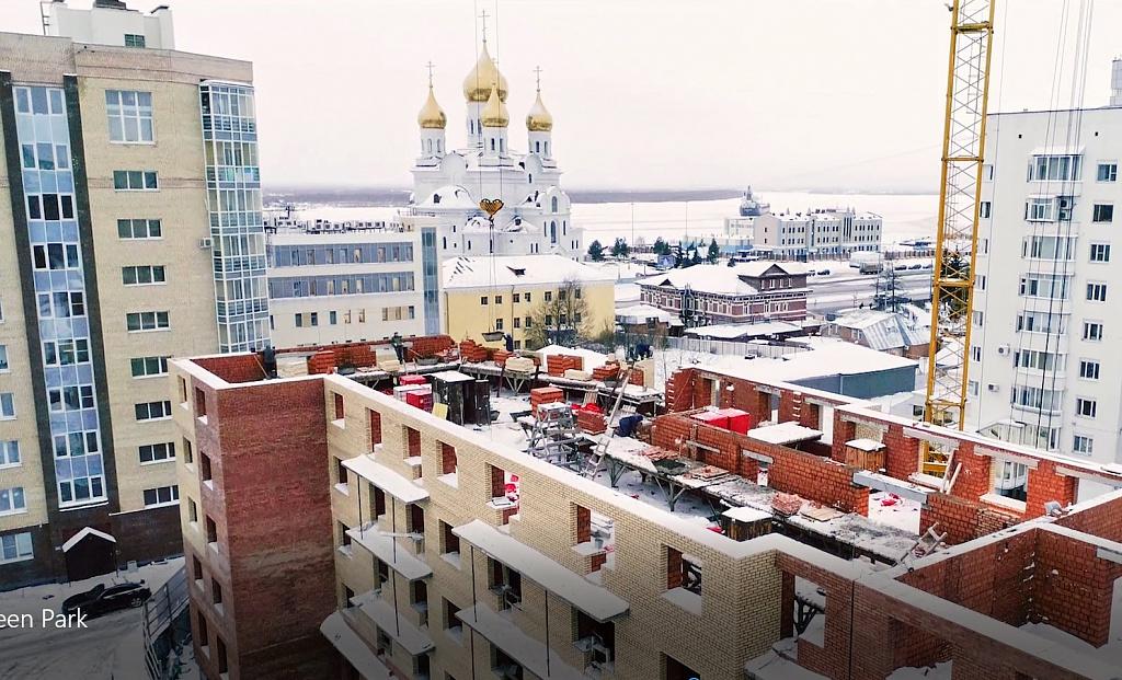 О первом жилом эко-комплексе в Архангельске узнают в Скандинавии