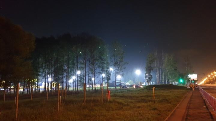 Во Фрунзенском районе нашли семь предприятий, отравляющих воздух