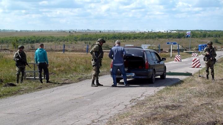 Под Самарой миротворцы остановили террористов со взрывчаткой