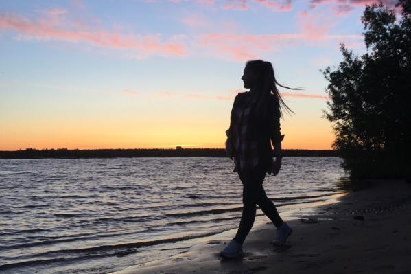 Девушка считает, что она пока одинока неспроста — у нее есть время разобраться в себе