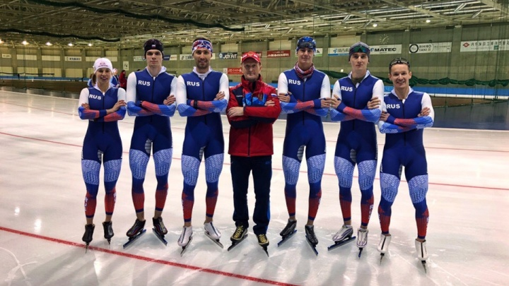 Командная работа: архангельский конькобежец Александр Румянцев взял первое золото на Кубке мира