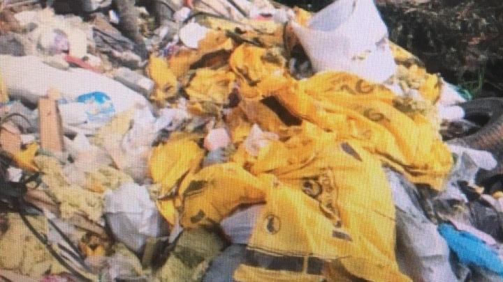 В Березовском будут судить директора УК, который устроил свалку из опасных отходов