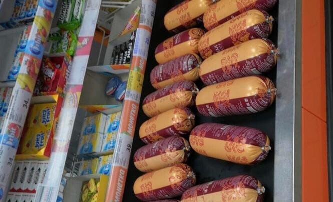 Ограбление века: в Уфе подростки украли 18 палок колбасы