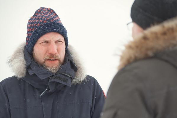 Артемия Кызласова задержали в «Высоцком»