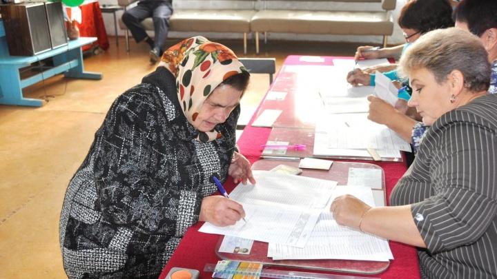 Известны предварительные итоги выборов губернатора Курганской области: лидирует Вадим Шумков