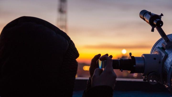 В конце мая небо над Екатеринбургом озарит Супермесяц
