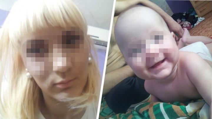 В Волгограде 30-летнюю мать пятерых детей лишили родительских прав после насилия над грудничком