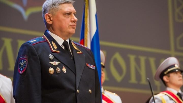 «Глупая информация»: в МВД опровергли отставку Юрия Стерликова