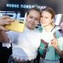 Восемь часов нон-стоп: челябинцы вместе с Юлией Николаевой устроили танцевальный марафон на Кировке