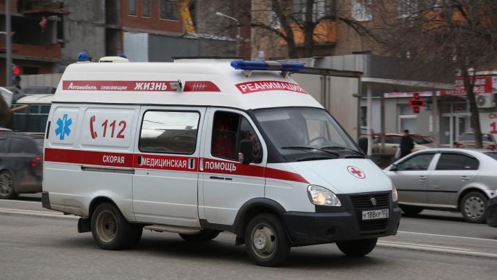 В Челябинской области водитель умер за рулем грузовика, ехавшего из Уфы