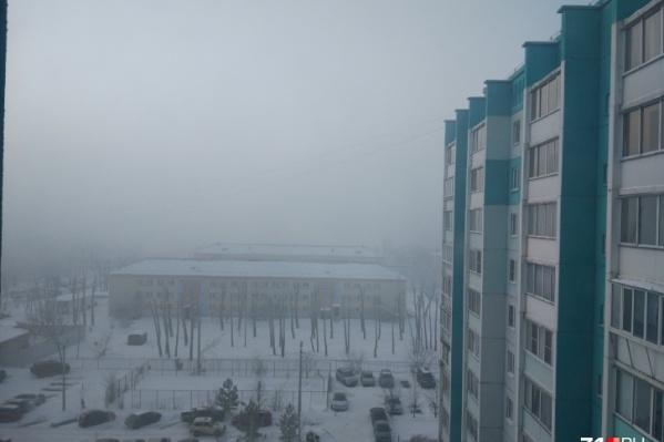 Пробы воздуха брали на Северо-Западе