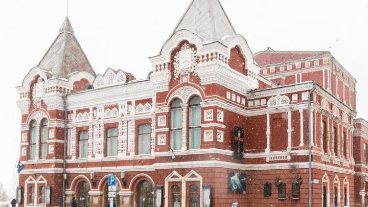 В Самарском театре драмы предложили построить хоздвор