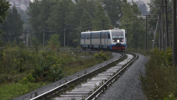 На железнодорожном перегоне Шадринск — Качусово погиб мужчина