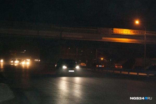 Жители Свердловского района жалуются на отсутствие света на 8 улицах