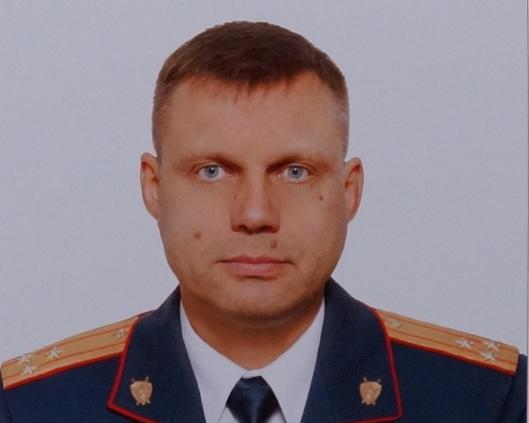 Андрей Щукин займёт должность руководителя Следственного управления СКР по Томской области