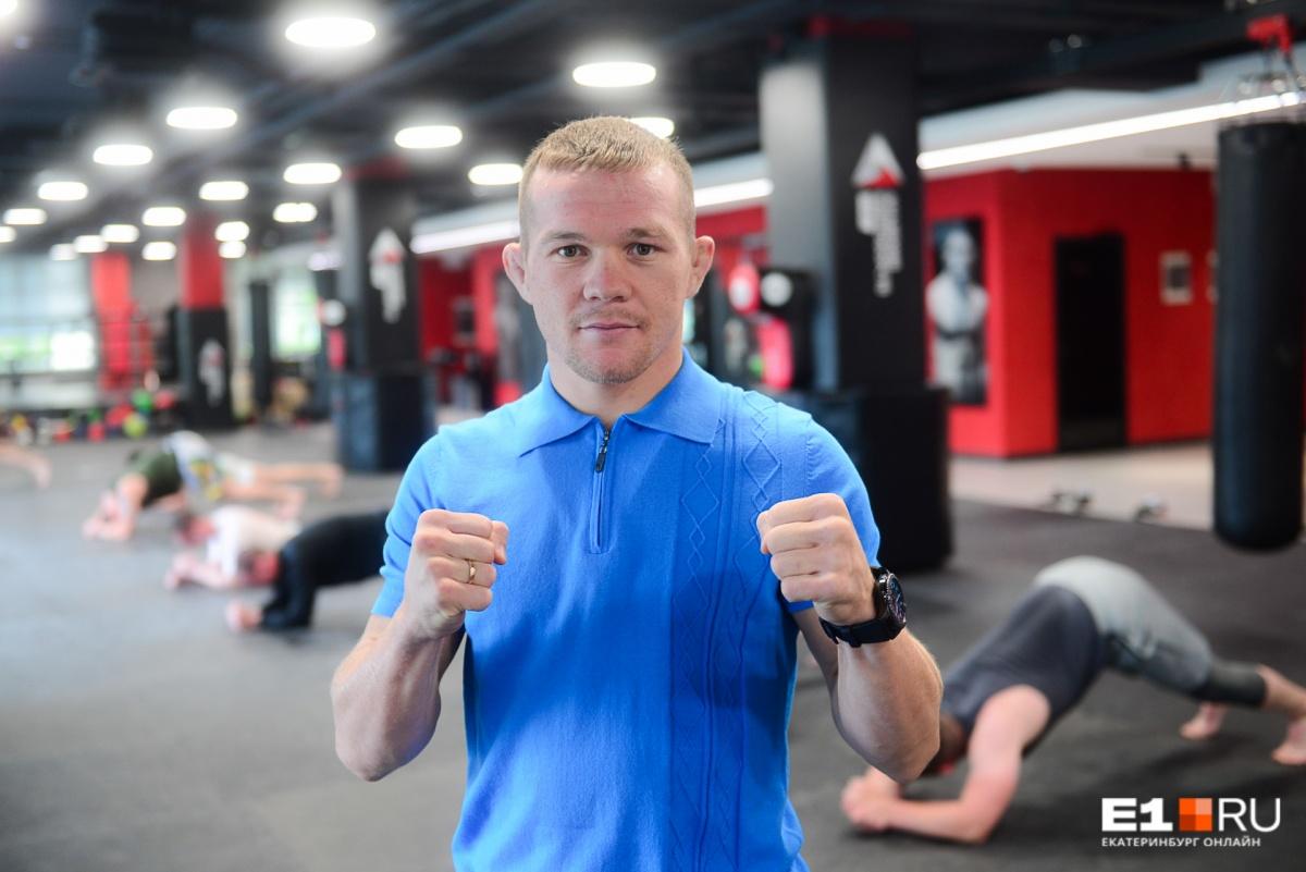 Петр Ян говорит, что готов к бою за чемпионский пояс