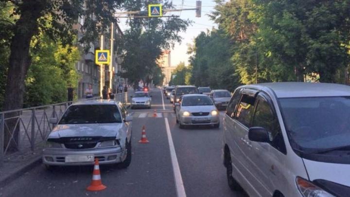 Молодой водитель «Тойоты», насмерть сбивший школьницу, раскаялся и признал вину