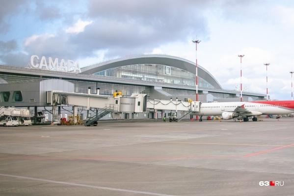 Второе имя для аэропорта Курумоч выберут в декабре