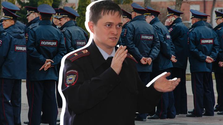 Полицейского из Тобольска подозревают в превышении полномочий. Он мог подрабатывать на служебном авто