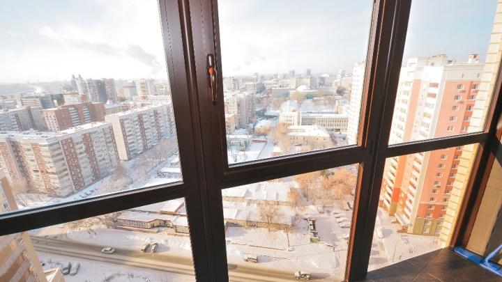 В Новосибирске нашли самую дешёвую квартиру с видом на салюты