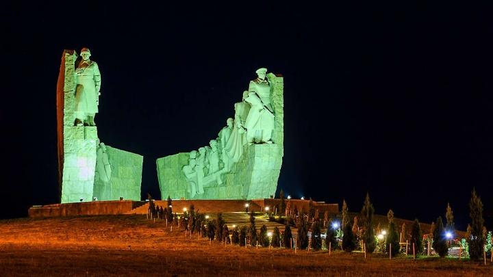 На Самбекских высотах построят летний амфитеатр и «реку жизни»