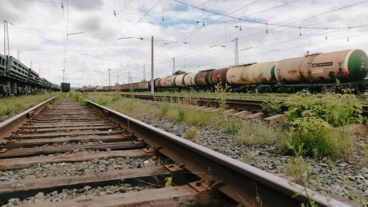 Пытались скрыть ЧП: сотрудников железной дороги в Октябрьске накажут за сход вагонов с рельс