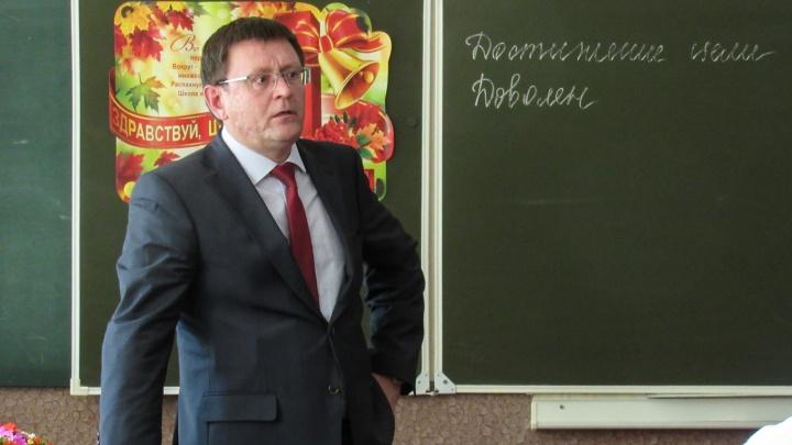 Прокуратура Зауралья утвердила обвинительное заключение Сергею Чебыкину