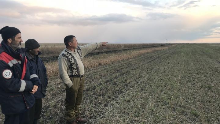 Трое казахстанцев ночью пересекли границу в поисках своих лошадей