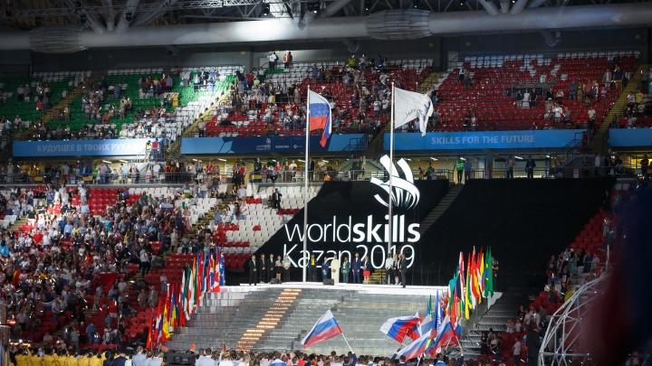 «Молодость — это инновации»: МегаФон поддержит участников чемпионата WorldSkills