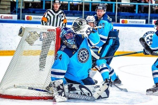 «Сухарь» вратаря «Сибири» вошёл в топ самых ярких событий недели в КХЛ