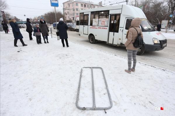 Маршрут № 478 из Копейска в Челябинск уже много лет обслуживает один и тот же перевозчик