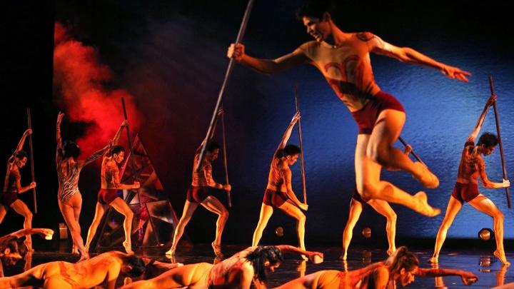 В уфимском театре станцевали историю пещеры Шульган-Таш
