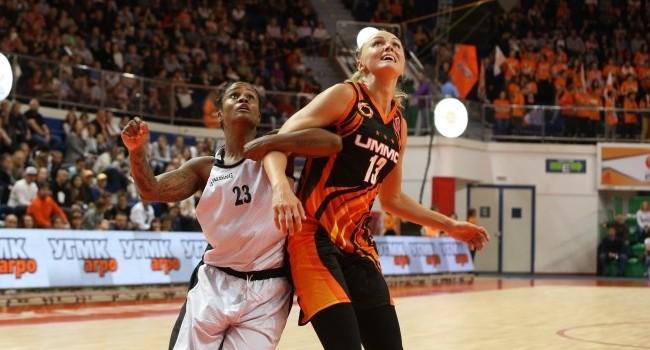 Баскетболистки УГМК вышли в финал международного турнира, разгромив вице-чемпиона Швеции
