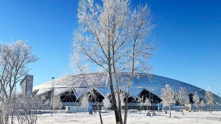 «Самара Арена» вошла в тройку лучших стадионов мира, открытых в 2018 году