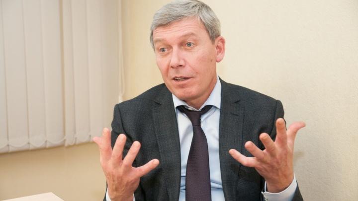 Самый богатый чиновник мэрии Екатеринбурга стал беднее на 24 миллиона рублей