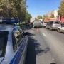 19-летний мотоциклист попал в больницу после столкновения с внедорожником на 50 лет Октября