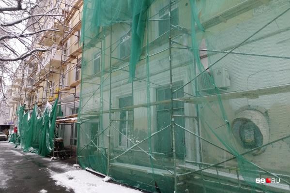 В следующем году планируют отремонтировать более трех тысяч домов