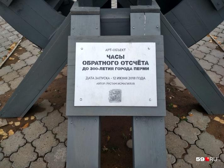13684f9d Часы обратного отсчета в Перми сломались | 59.ru - новости Перми