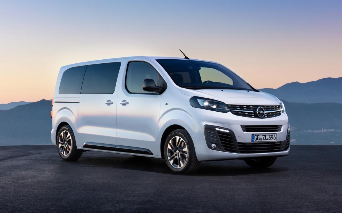 Opel Zafira Life — плоть от плотиCitroen SpaceTourer: разница в эмблеме и других мелочах