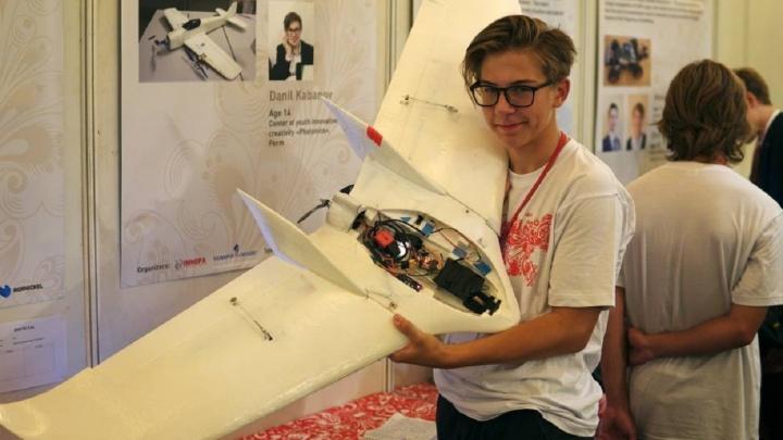 Пермский школьник выиграл медаль международной выставки юных изобретателей в Индонезии