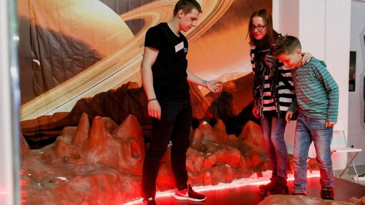 Жителям Новосибирска стал доступен космический туризм