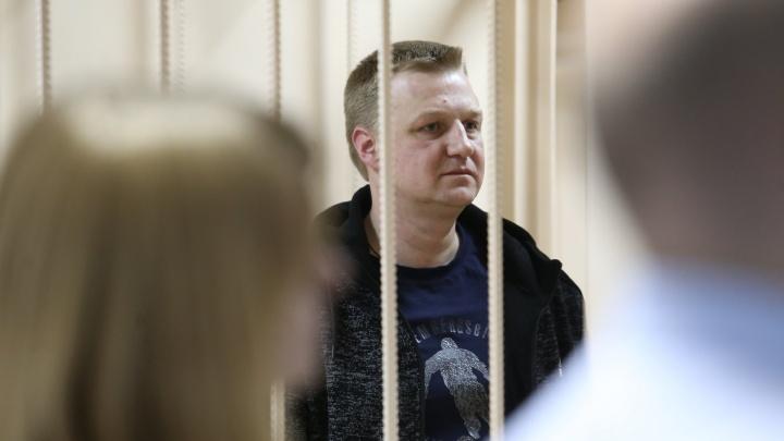Второго фигуранта дела Евгения Тефтелева, экс-чиновника челябинской мэрии оставили под стражей