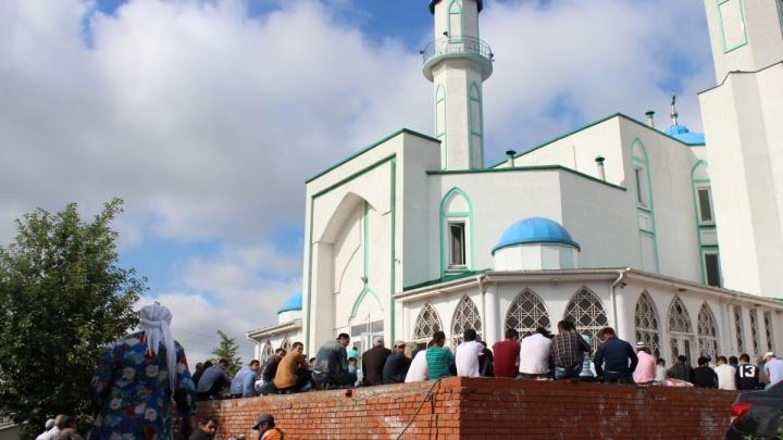 В Омске из-за Курбан-байрама перекроют улицы на семь часов