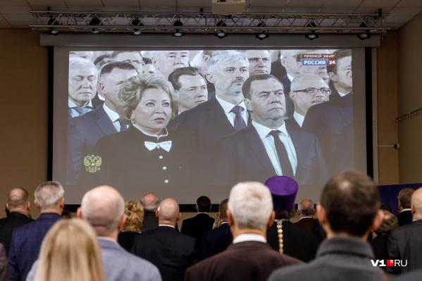 Накануне Дмитрий Медведев заявил об отставке правительства
