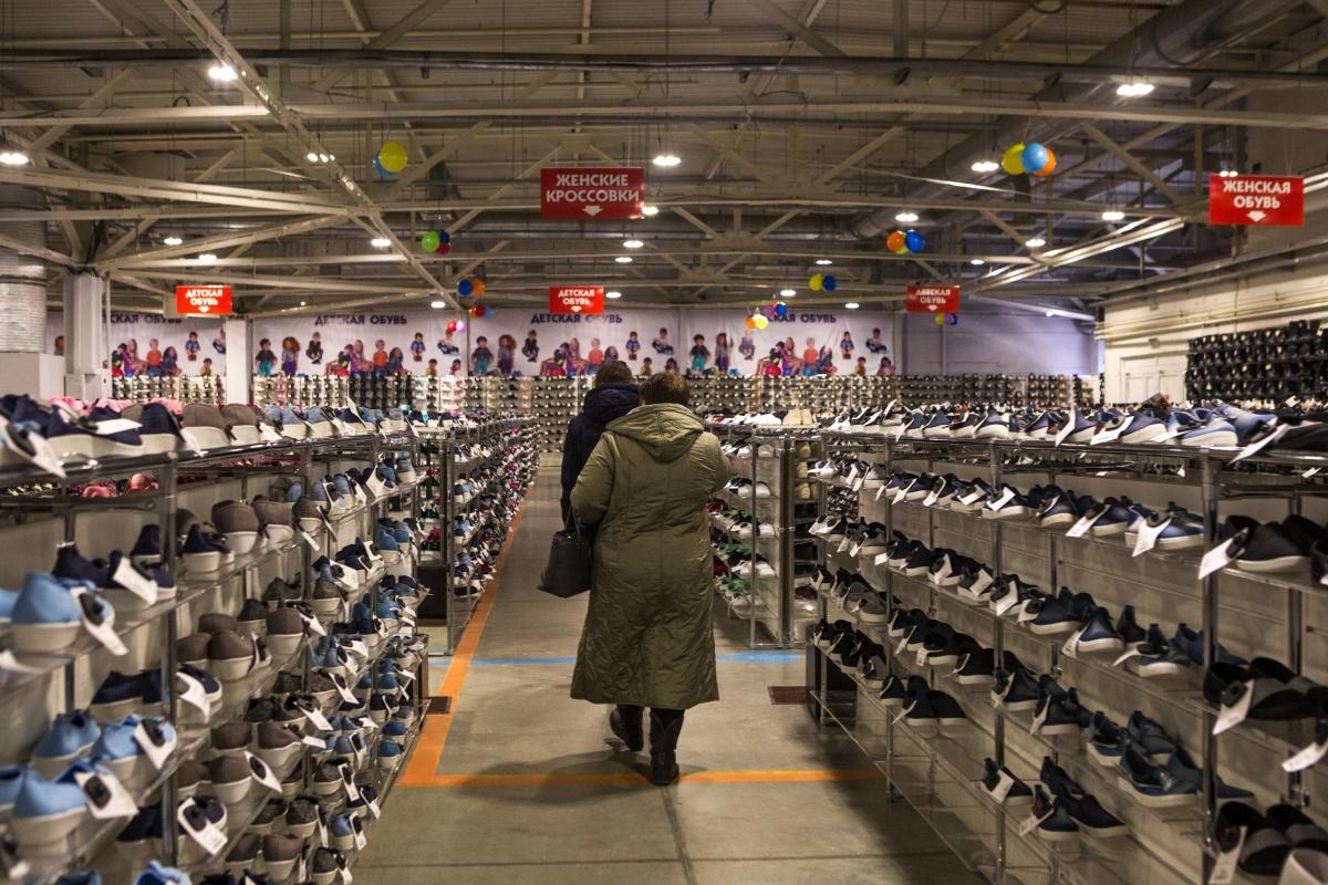83c36621f3b Кофточки за 200  в Новосибирске — бум магазинов дешёвой одежды