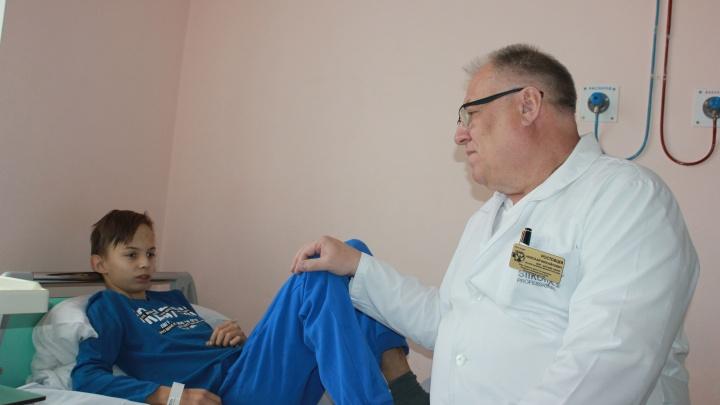 «Взяли его же вену»: челябинские врачи спасли жизнь подростку с редкой для детей аневризмой