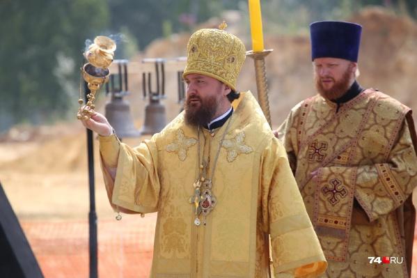 Главный храм Южного Урала возводится на Северо-Западе Челябинска