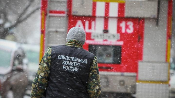 В ростовском гараже нашли тела двоих подростков
