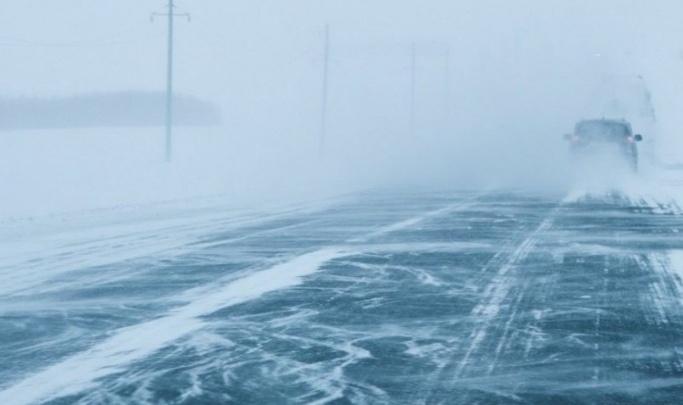 Ожидаются метели и заносы на дорогах: синоптики предупреждают о надвигающейся на область непогоде