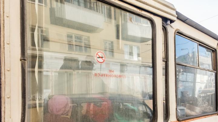 В Перми временно закроют трамвайный маршрут № 3